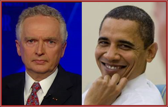 FOX NEWS SUSPENDS PATRIOT COL  RALPH PETERS FOR CALLING OBAMA A
