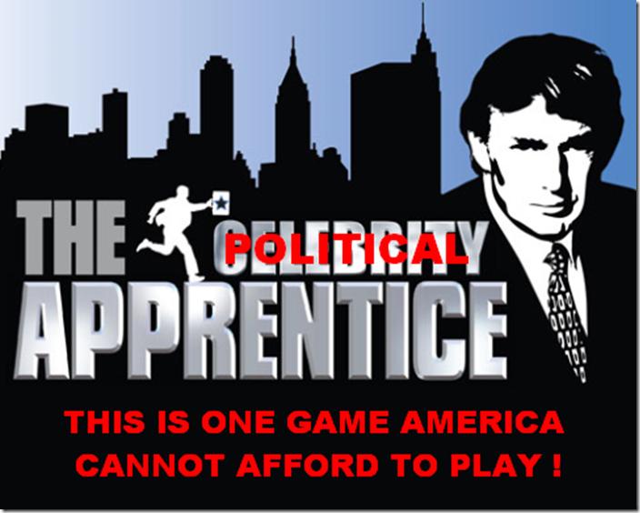 Donald Trump - The Political Apprentice