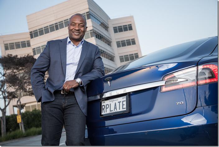 NEVILLE BOSTON, CEO, REVIVER AUTO :: Photo by © Martin Klimek