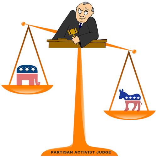 ACTIVIST-JUDGE