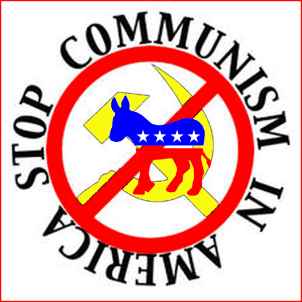 2016 MID-TERM ELECTION: STOP COMMUNISM IN AMERICA