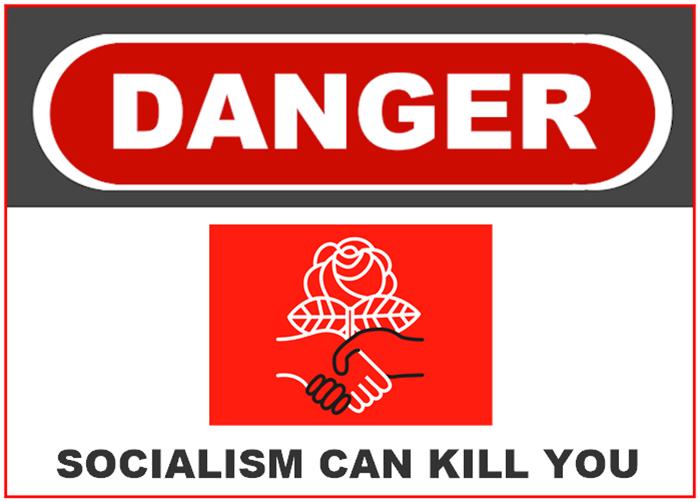 DANGER-SOCIALISM