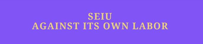 seiu-strike