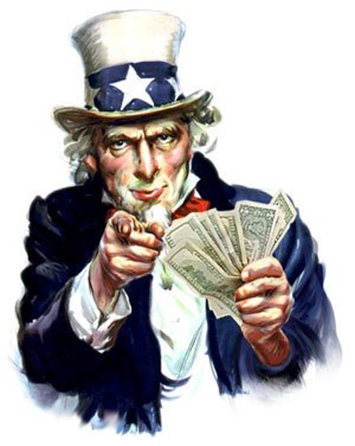 UNCLE-SAM-DOLLARS