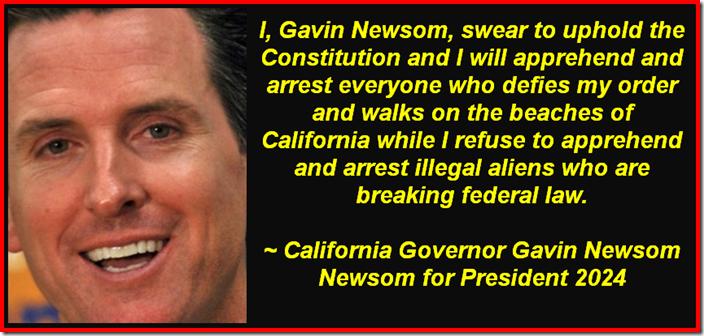 Newsom-for-president