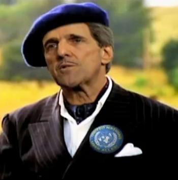 John Kerry France