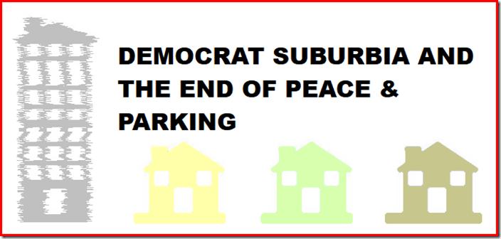 democrat-suburbia
