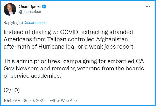 Spicer-tweet