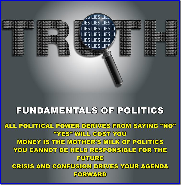 FUNDAMENTALS OF POLITICS