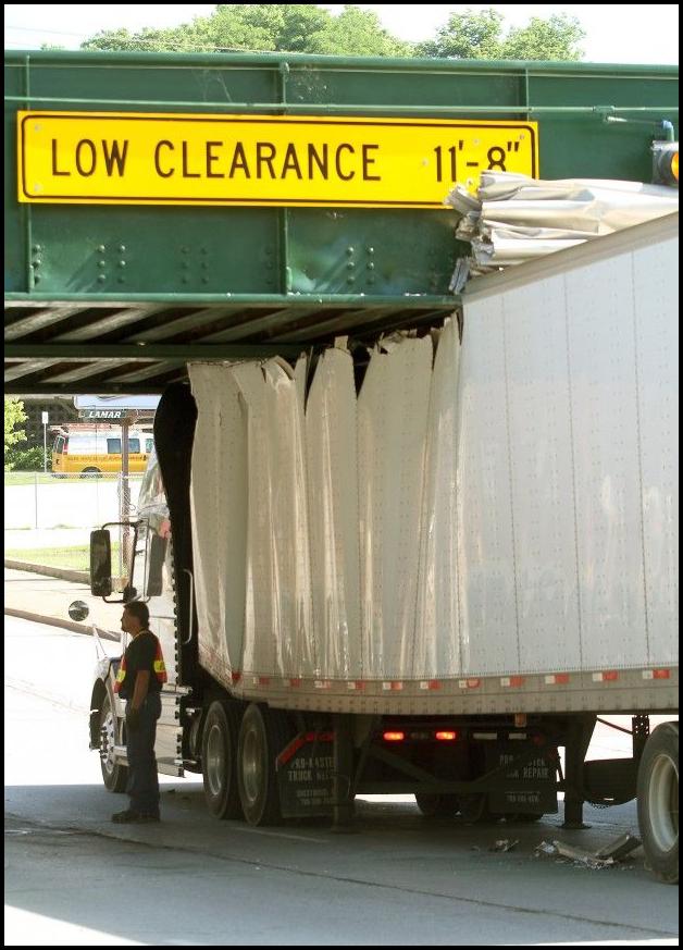 Truck-bridge