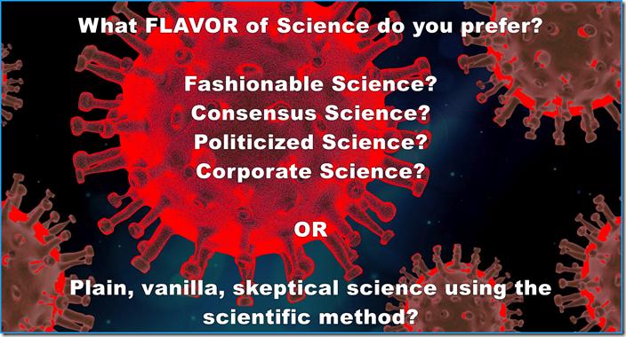SCIENCE-FLAVOR